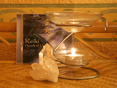 Reiki © www.touchofandrea.at